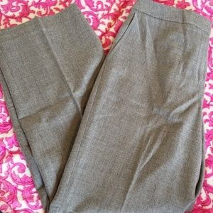 Talbots Wool Trousers